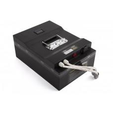 Литиевый тяговый аккумулятор (18650 MnCoNi) 24V50A/H