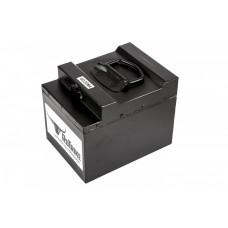 Литиевый тяговый аккумулятор (18650 MnCoNi) 60V20A/H